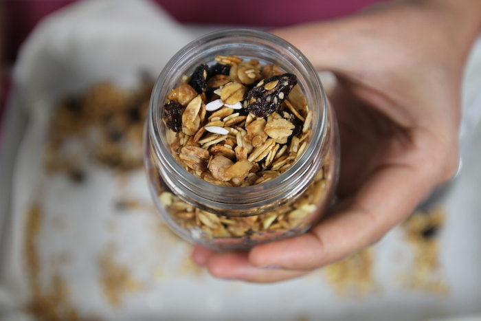 granola caseira 18